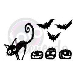 vinil halloween