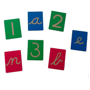 letras lija